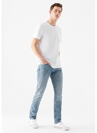 Mavi Jake Mavi 90S Jean Pantolon Mavi